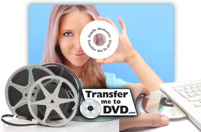 transfer film to dvd in Toledo