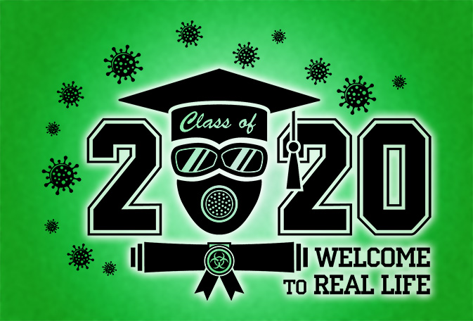 Graduation 2020 Digital Keepsake