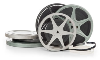 16mm film to dvd conversion