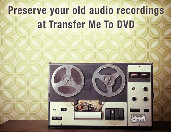 Reel to Reel Audio Tape