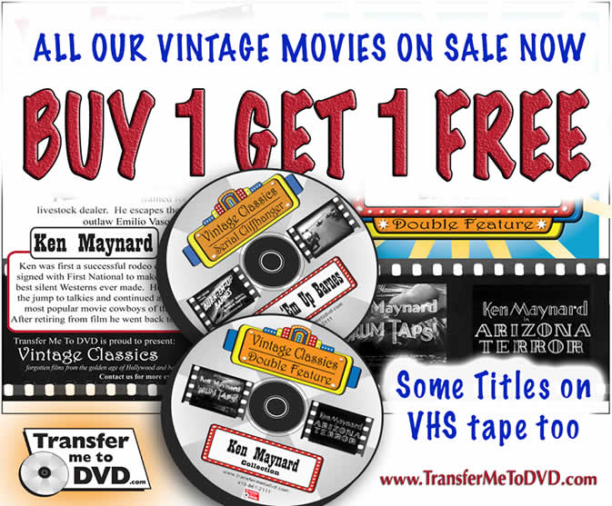 Vintage Movies On Sale