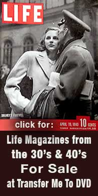 Life Magazine issues