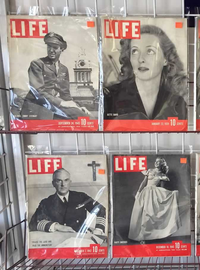 200 Issues of Life Magazine at Transfer Me To DVD