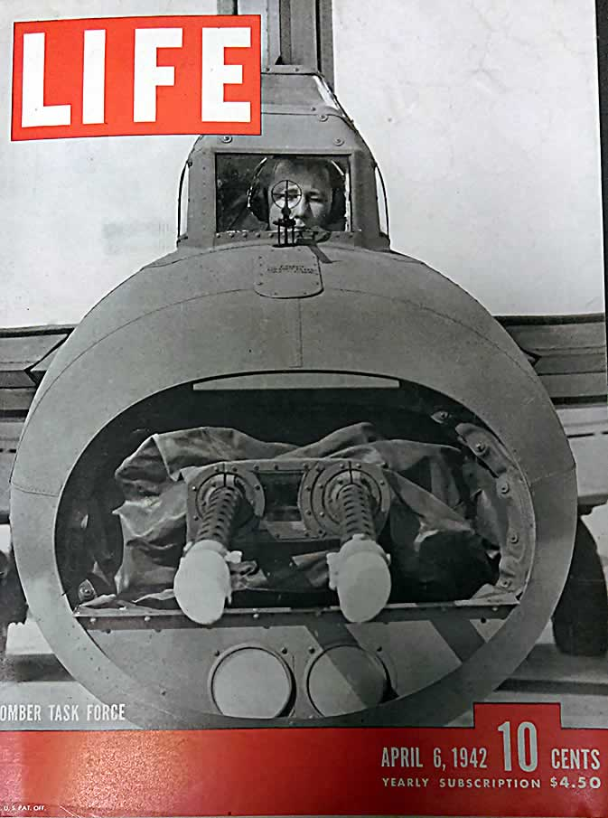 1 issue of Life Magazine Apr 6, 1942