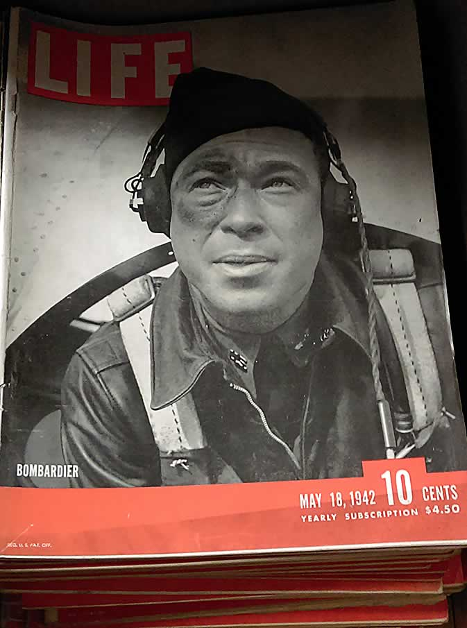 1 issue of Life Magazine May 18, 1942